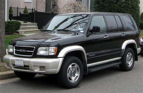 Isuzu Picture by Isuzu Trooper Pictures Information And Specs Auto