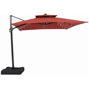 Cantilever Patio Umbrellas Canada by Cantilever Patio Umbrellas Won T Obstruct The View