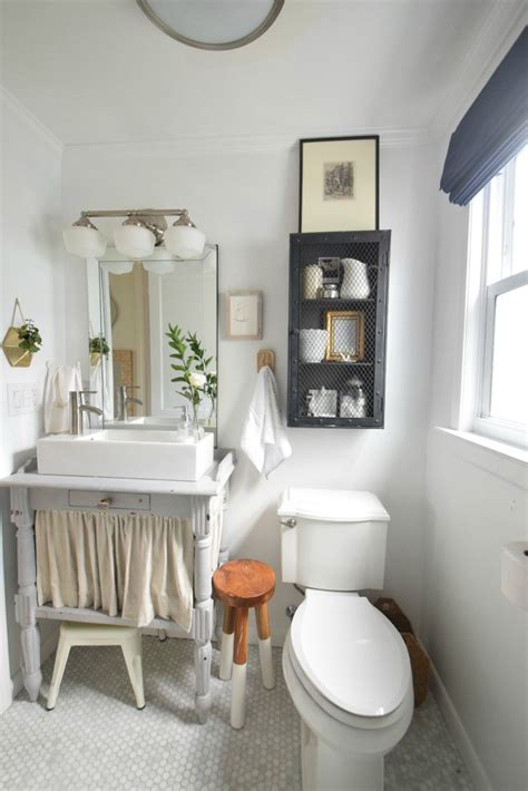 Idea Bathroom by Small Bathroom Ideas And Solutions In Our Tiny Cape