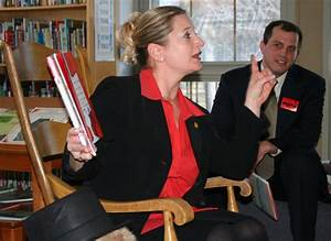 Local politicians celebrate March is Reading Month at ...