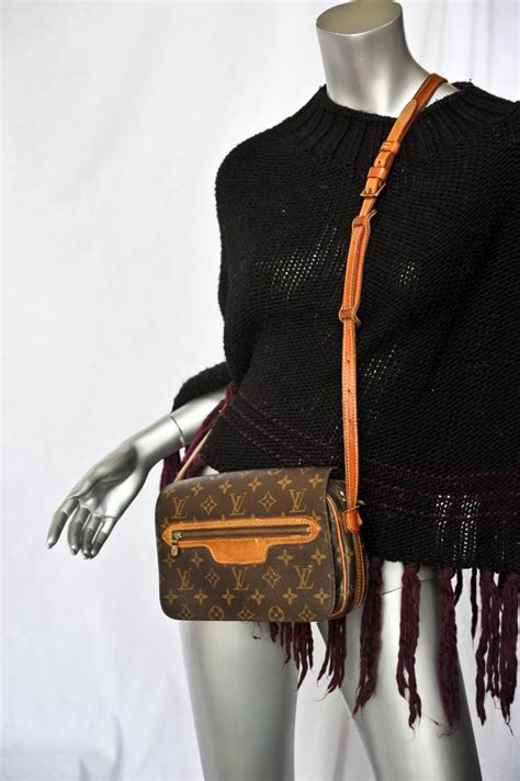 vintage louis vuitton saint st germain crossbody bag