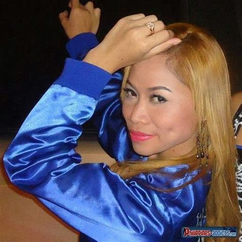 hot blonde filipina girl from angeles city philippines