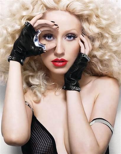 Aguilera Christina Photoshoot Bionic