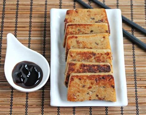 chinese turnip cake recipe jeanettes healthy living
