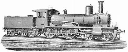 Train Lokomotive Locomotive Alte Zug Antique Steam