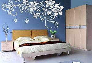 bedroom wall art baby room wall art stencils bedroom With best brand of paint for kitchen cabinets with wall art ideas for teenage bedroom