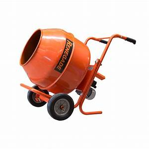 R22PCM Renegade Cement Mixer On Stand 1/2 HP | Cement ...