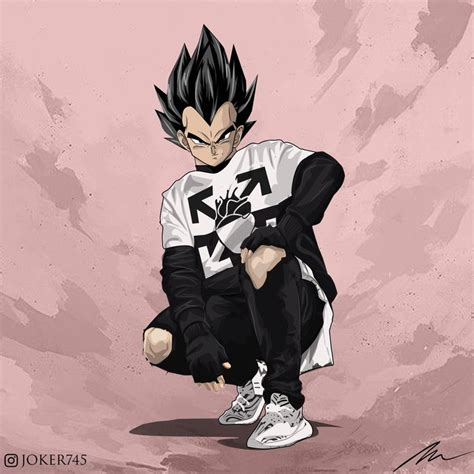 vegeta atpnl atqlf hypebeast dragon ball  dragon ball