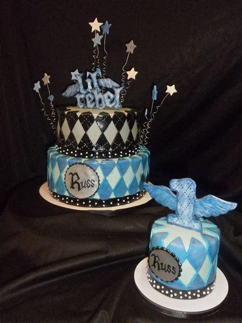 Sweet T's Cake Design: Lil' Rebel 1st Birthday Cake and ...