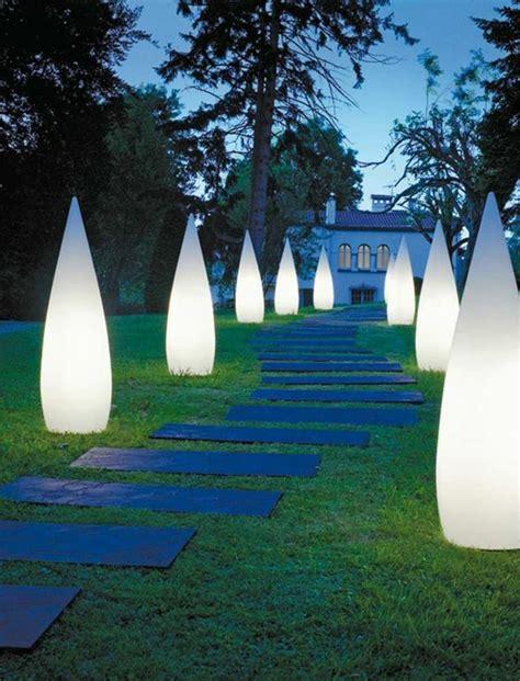 Lampadaire De Jardin  Modeles Pour Votre Exterieur