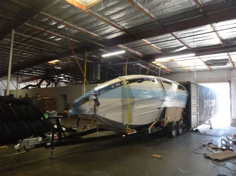 Shipping Boat On Trailer by International Boat Shipping Jet Skis