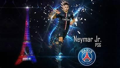 Neymar Paris Germain Saint Wallpapers Football Background