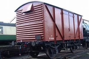 12 Ton Covered Van  British Railways No B778368