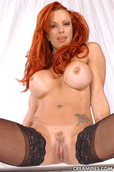 Big Tit Cougar Creampie