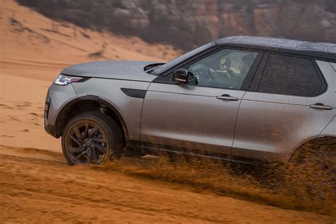 land rover off road 2017 land rover discovery review disco is back motor
