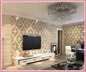 Wall Paper Design For Living Room Living Room Wallpaper ...