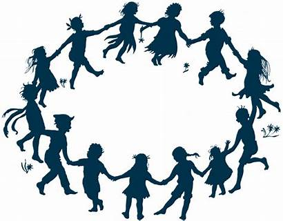 Circle Dancing Dance Singing Games Movement Learning
