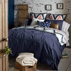 Harper, Navy, Blue, By, Blissliving, Home, Bedding