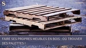 Palette Bois Gratuite : faire ses propres meubles en bois o trouver des palettes ~ Melissatoandfro.com Idées de Décoration