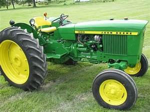 John Deere Tractors John Deere 1020 Ru Tractor Service