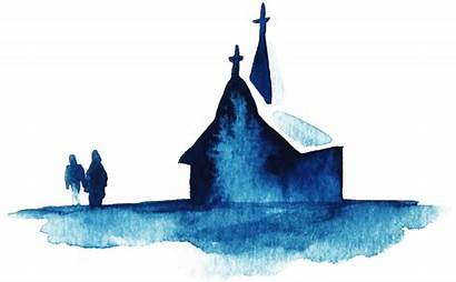 Church Domestic Violence Background Watercolor Safer Australian