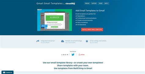 popular  email stationery websites
