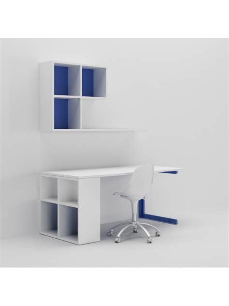 bureau enfant gar輟n bureau enfant avec meuble de rangement et niche d 233 co