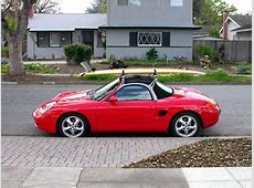 Boxster RTS Roof Transport System Roof Rack