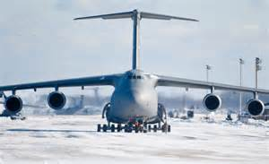 Dover Air Force C-5 Galaxy Aircraft
