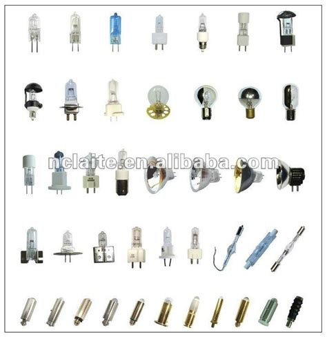 what type of bulb does a salt l use bulb types incandescent light bulb types bulb types