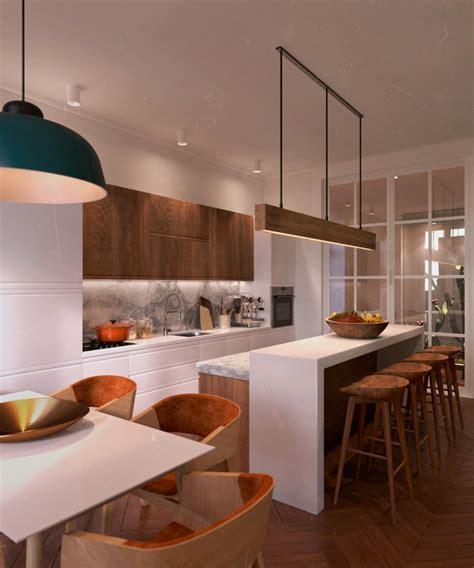 pisos modernos decorados de forma muy elegante