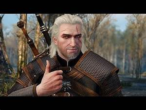 Geralt Being Sarcastic YouTube