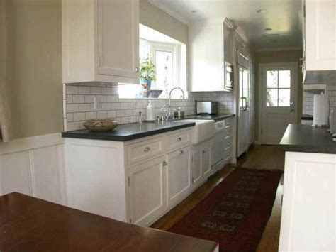 white kitchens with subway tile white cabinets soapstone counters grey subway tiles 1847