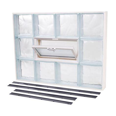 Glass Block Windows  Windows  The Home Depot