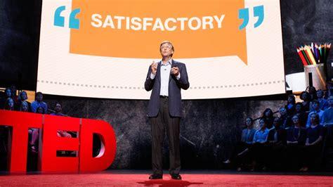 bill gates teachers  real feedback youtube