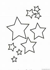 Coloring Star Coloring4free Pages Preschooler Related Posts sketch template