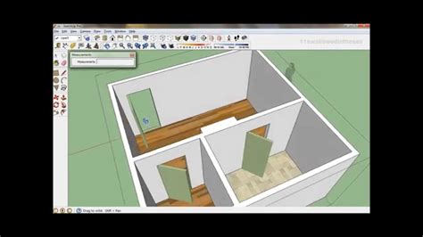 sketchup draw bedroom youtube