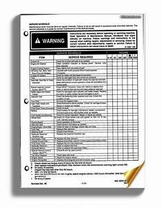 Bobcat 863 Operators Manual
