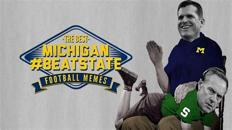 Michigan State Memes - michigan football 2016 best memes funny photos images