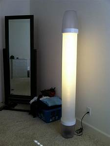 diy remote controlled dimmable led lamp With diy led floor lamp