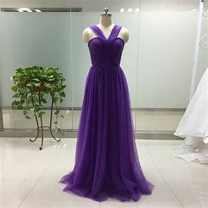 online get cheap spring wedding guest dresses aliexpress With purple summer dresses for weddings
