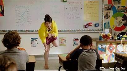 Teachers Funny Tv Teacher Gifs Comedy Elementary