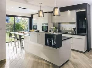 Cuisines Amenagees : cr ations gravouille cuisines salles de bains bureaux dressings ~ Melissatoandfro.com Idées de Décoration