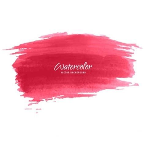 what is the best color to paint your bedroom paint brush vectors photos and psd files free download 21345 | red watercolor brush background 1035 9191