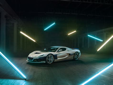 Rimac At Geneva International Motor Show 2019