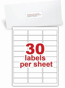 free printable labels templates label design With avery label 5160 equivalent