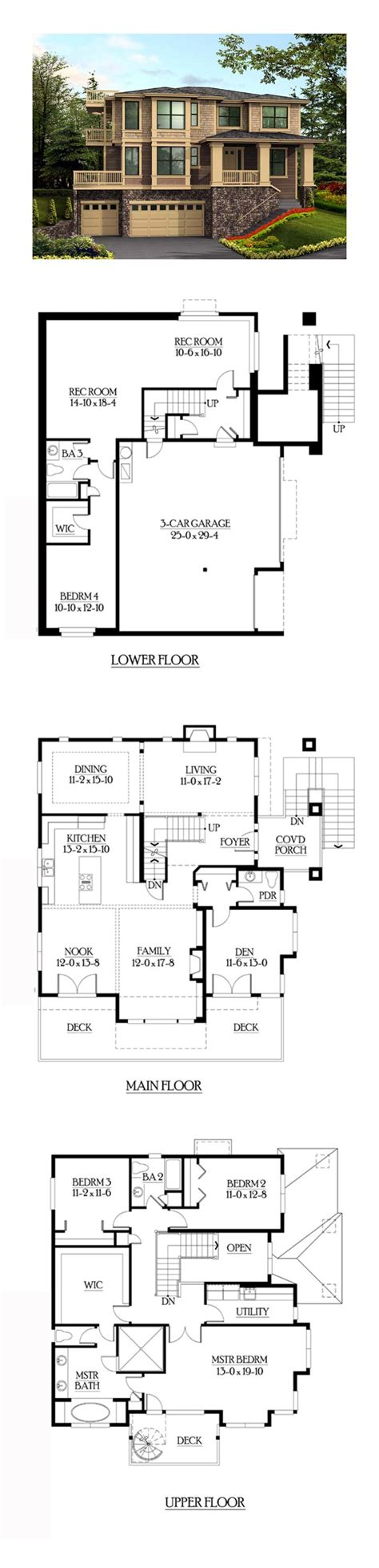 house plans with finished basement finished basement cool house plan id chp 39324 total
