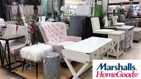 marshalls home goods furniture chairs armchairs decor