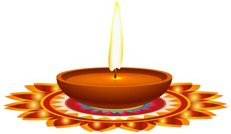 Diwali Candle Png Clip Art Image  Gallery Yopriceville