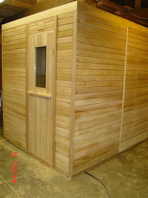 portable conventional sauna